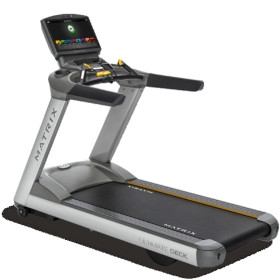 Treadmills moved from 11. floor to gym on 4. floor